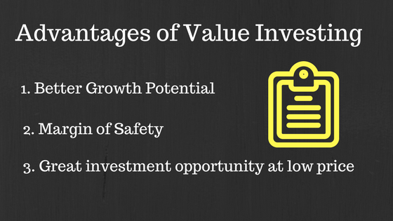 Advantages of Value Investing