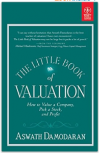 The little book of valuation By Aswath Damodaran: