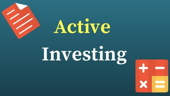 Active investing Infimoney