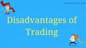 disadvantages of trading