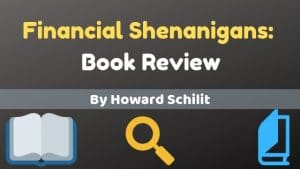 financial shenanigans book review