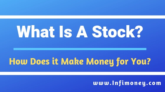 what is a stock