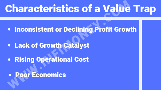 value trap characteristics