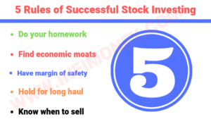 rules of successful stock investing